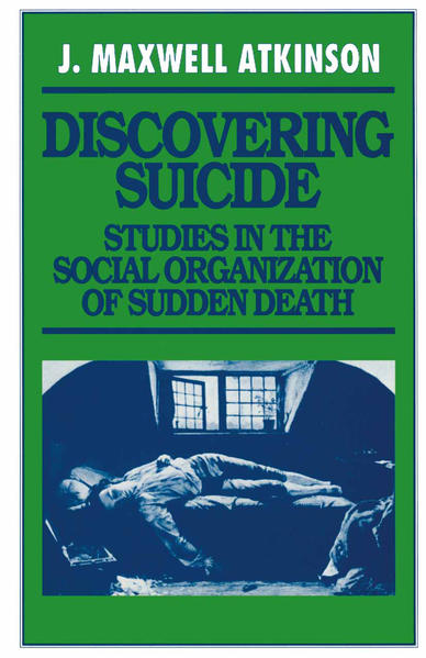 Discovering Suicide - Coverbild