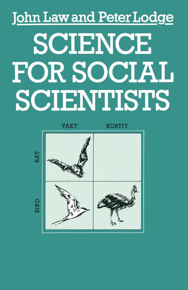 Science for Social Scientists - Coverbild
