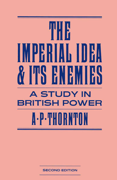 The Imperial Idea and its Enemies - Coverbild