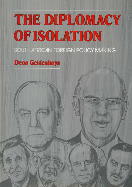The Diplomacy of Isolation - Coverbild