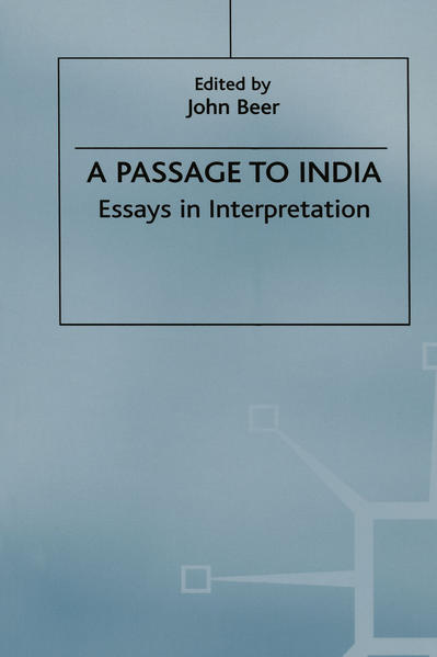 A Passage to India - Coverbild