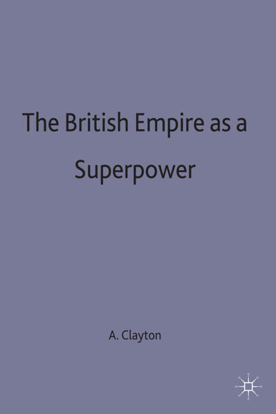 The British Empire as a Superpower - Coverbild