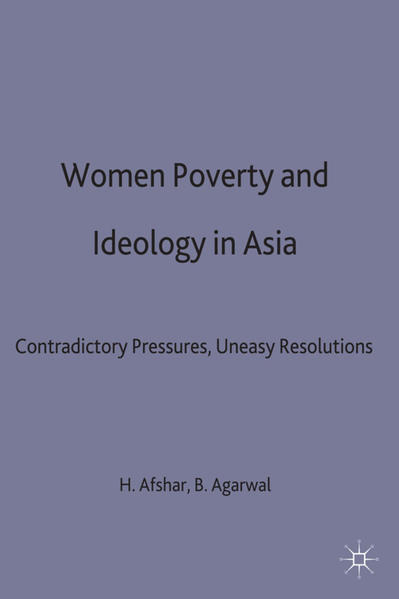 Women, Poverty and Ideology in Asia - Coverbild