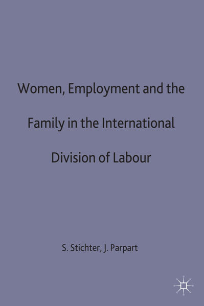 Women, Employment and the Family in the International Division of Labour - Coverbild