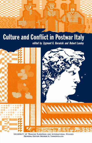 Culture and Conflict in Postwar Italy - Coverbild