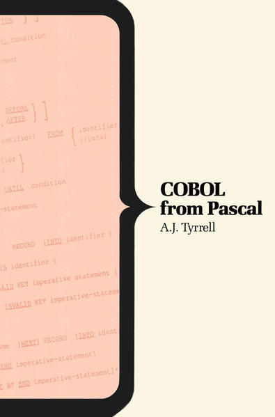 COBOL From Pascal - Coverbild