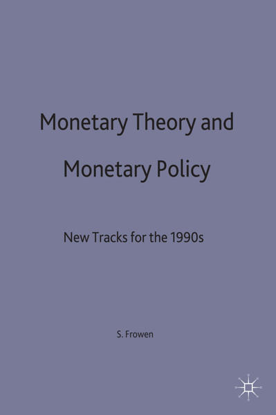 Monetary Theory and Monetary Policy - Coverbild
