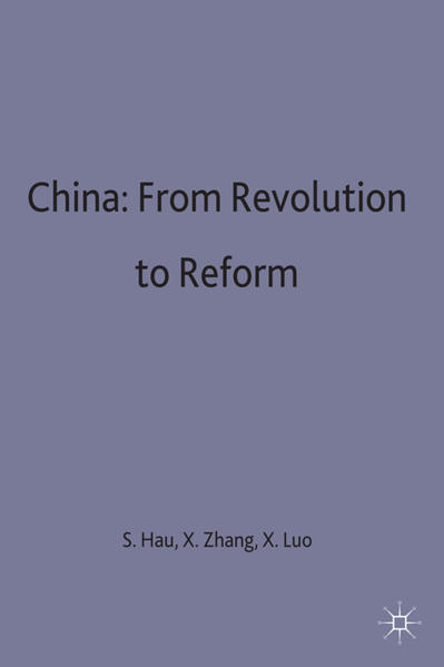 China: From Revolution to Reform - Coverbild