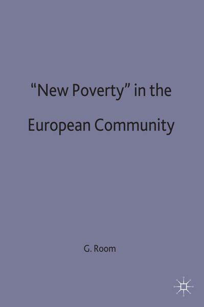 'New Poverty' in the European Community - Coverbild