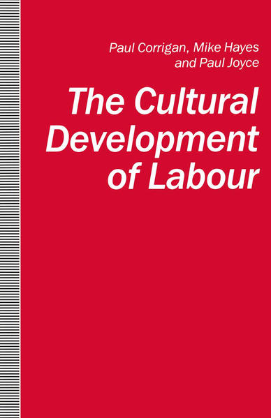The Cultural Development of Labour - Coverbild
