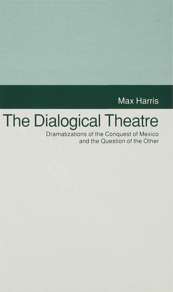 The Dialogical Theatre - Coverbild
