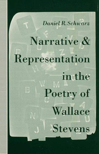 Narrative and Representation in the Poetry of Wallace Stevens - Coverbild