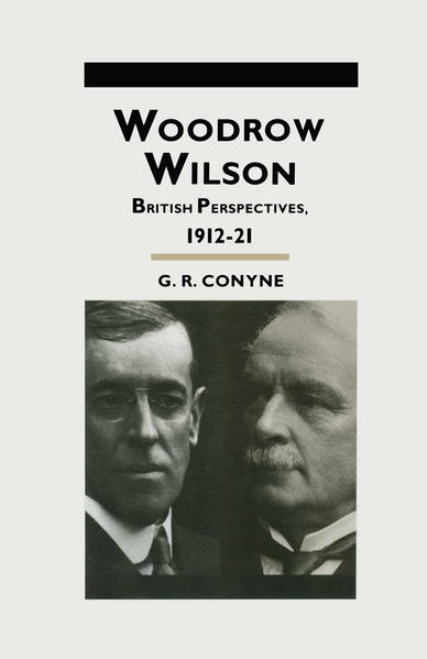 Woodrow Wilson - Coverbild