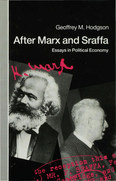 After Marx and Sraffa - Coverbild