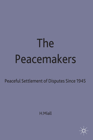 The Peacemakers - Coverbild