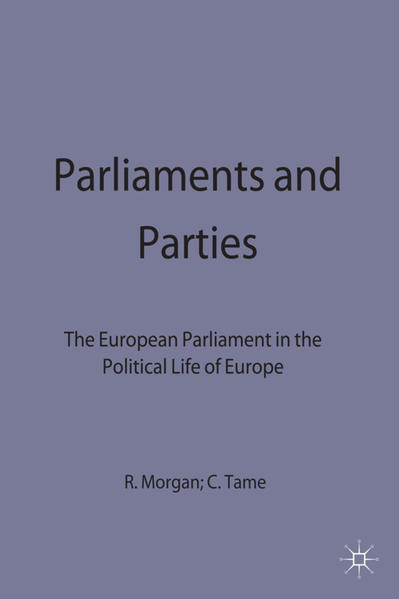 Parliaments and Parties - Coverbild