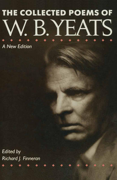 The Collected Poems of W. B. Yeats - Coverbild