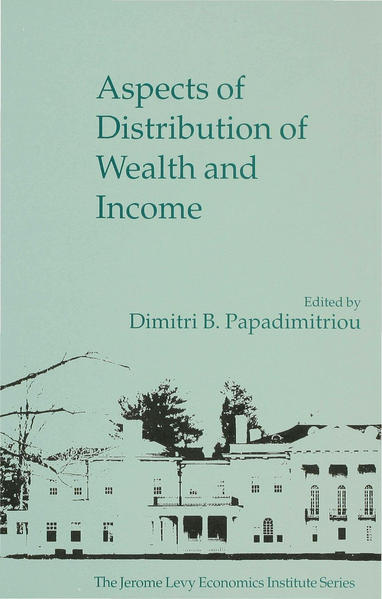 Aspects of Distribution of Wealth and Income - Coverbild