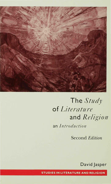Study of Literature and Religion - Coverbild