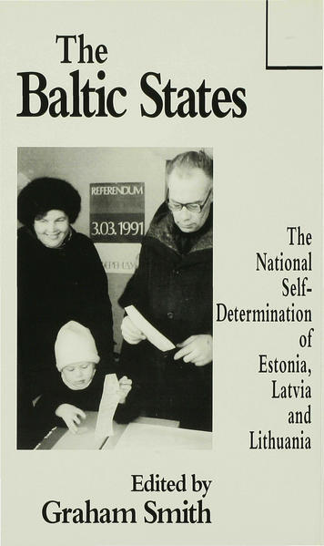 The Baltic States - Coverbild