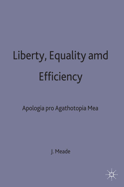 Liberty, Equality and Efficiency - Coverbild