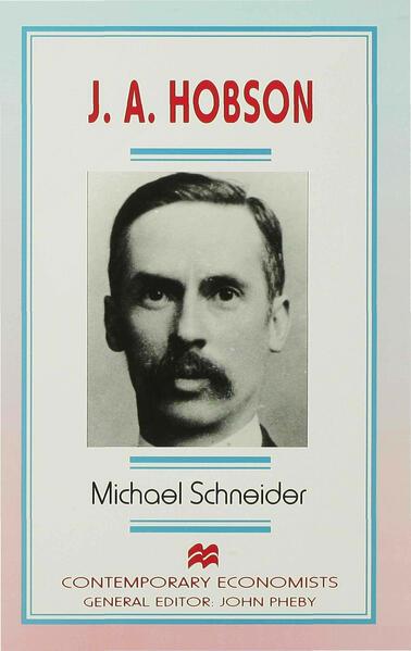 J. A. Hobson - Coverbild