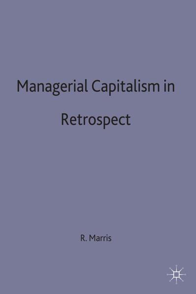 Managerial Capitalism in Retrospect - Coverbild