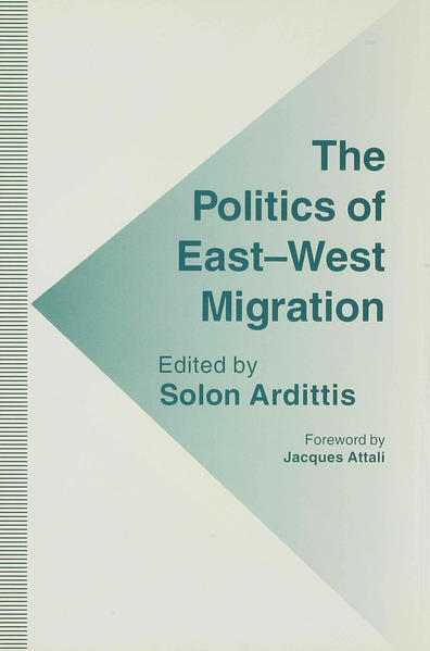 The Politics of East-West Migration - Coverbild