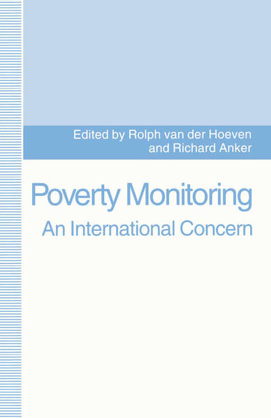 Poverty Monitoring: An International Concern - Coverbild
