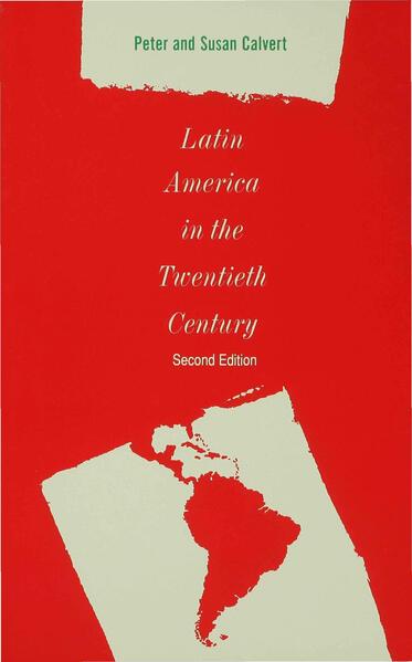 Latin America in the Twentieth Century - Coverbild