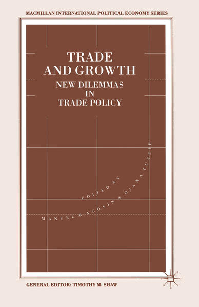 Trade And Growth - Coverbild
