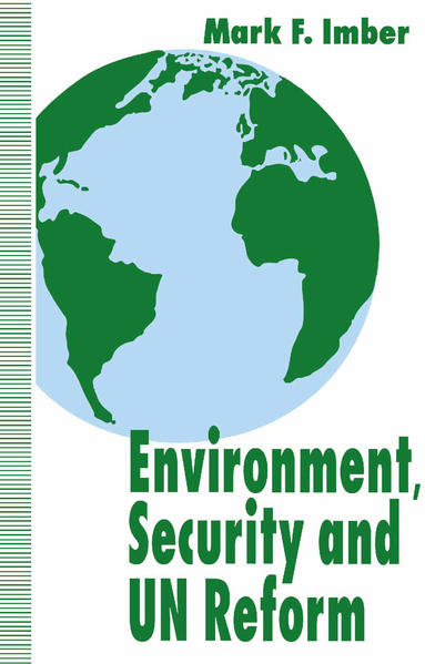 Environment, Security and UN Reform - Coverbild