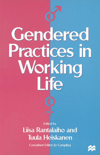 Gendered Practices in Working Life - Coverbild