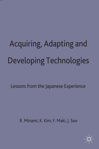 Acquiring, Adapting and Developing Technologies - Coverbild