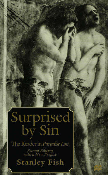 Surprised by Sin - Coverbild