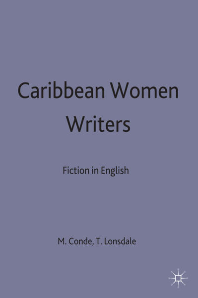 Caribbean Women Writers - Coverbild