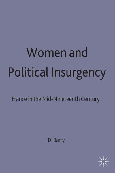 Women and Political Insurgency - Coverbild