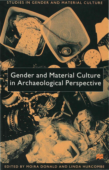 Gender and Material Culture in Archaeological Perspective - Coverbild