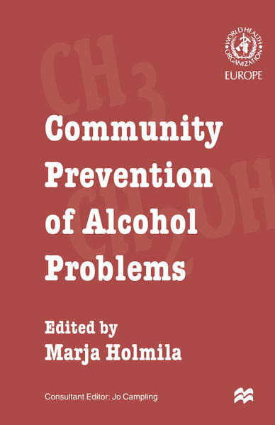 Community Prevention of Alcohol Problems - Coverbild