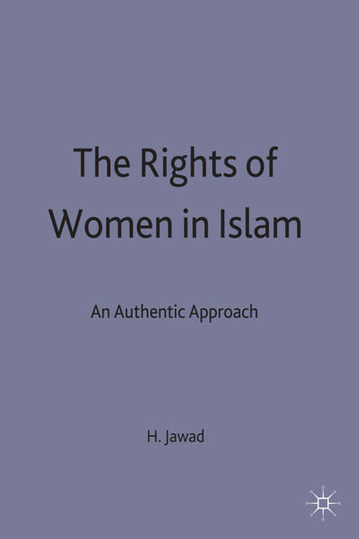 The Rights of Women in Islam - Coverbild