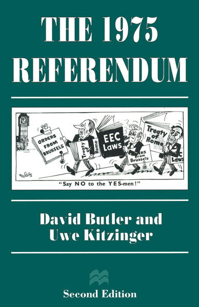 The 1975 Referendum - Coverbild
