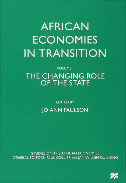 African Economies in Transition - Coverbild