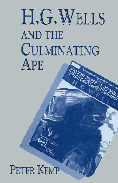 H. G. Wells and the Culminating Ape - Coverbild