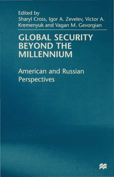 Global Security Beyond the Millennium - Coverbild