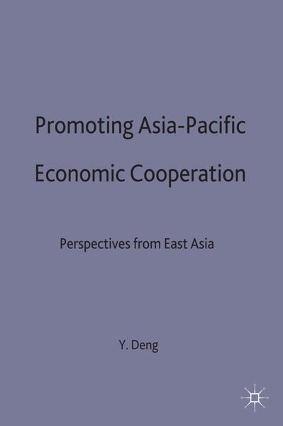 Promoting Asia-Pacific Economic Cooperation - Coverbild