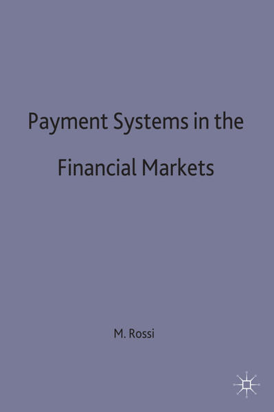 Payment Systems in the Financial Markets - Coverbild