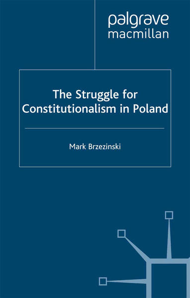 The Struggle for Constitutionalism in Poland - Coverbild