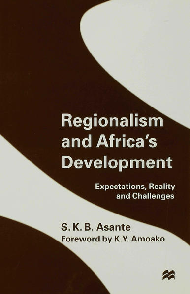 Regionalism and Africa's Development - Coverbild