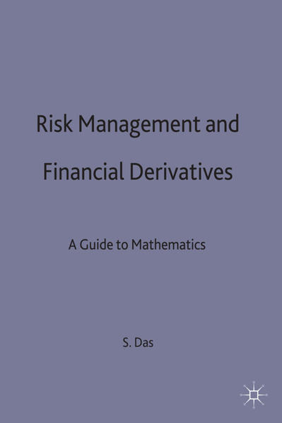 Risk Management and Financial Derivatives - Coverbild