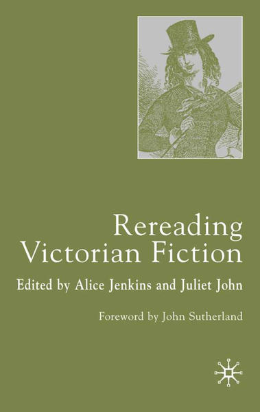 Rereading Victorian Fiction - Coverbild